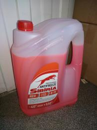 PRO ANTIFREEZE SIBIRIA RED